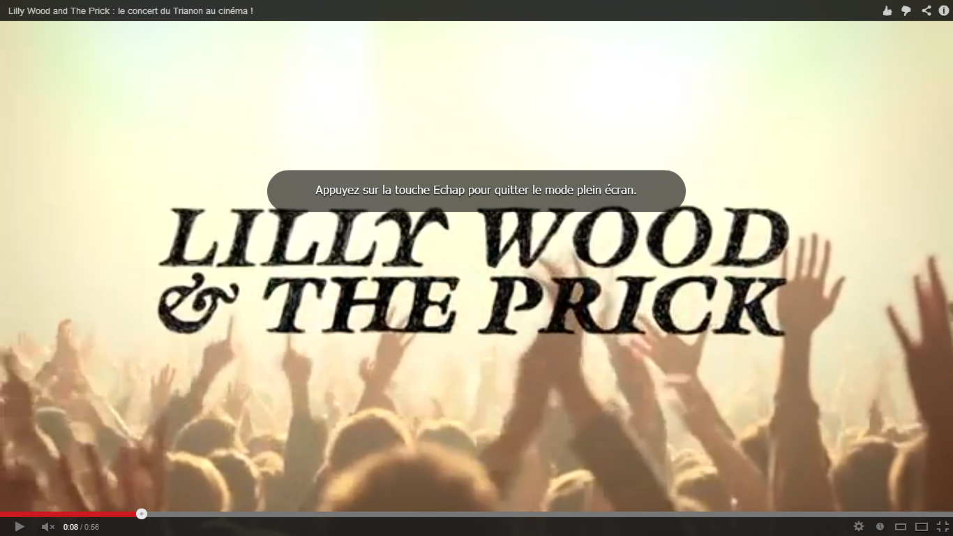 Lilly Wood and the Prick par Benjamin Lemaire