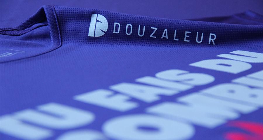 Douzaleur logo Sélim Niederhoffer
