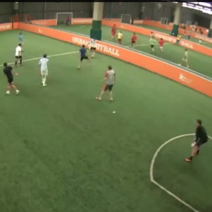 Urban Football Aubervilliers : le direct commenté de manière totalement objective