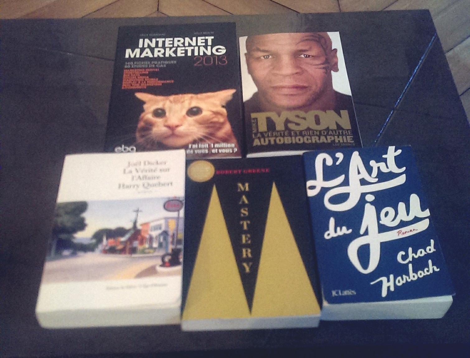 Lecture pendant les Vacances : mes Recommandations de Livres pour Noël