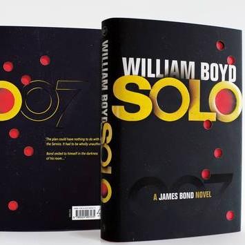 SOLO : la nouvelle aventure de JAMES BOND, par William Boyd.