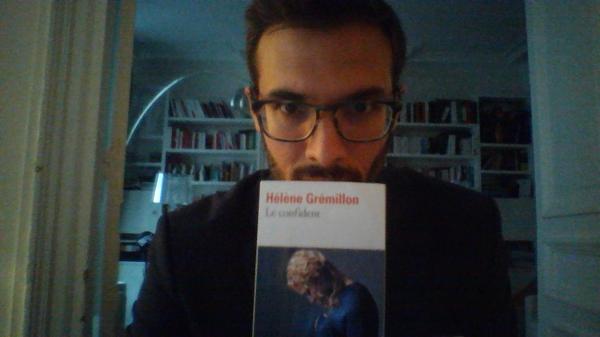 Book review : Le confident, d'Hélène Grémillon