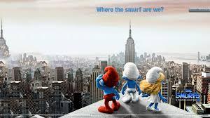 Les-Schtroumpfs-movie-New-York