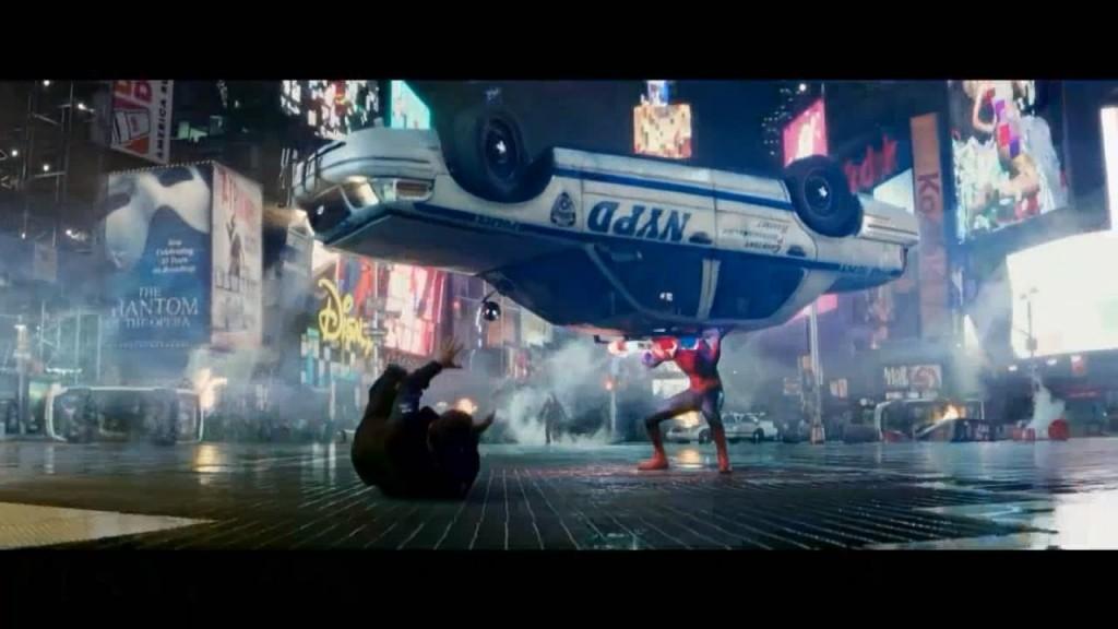 Spiderman New-York