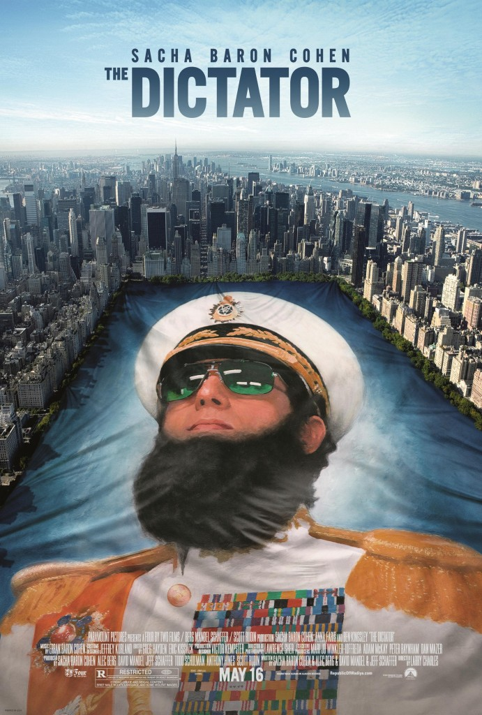 The-Dictator-poster-New-York-2012