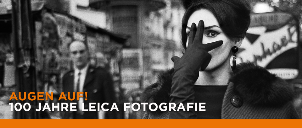 Les 100 ans de Leica à Hambourg, Maison de la Photographie