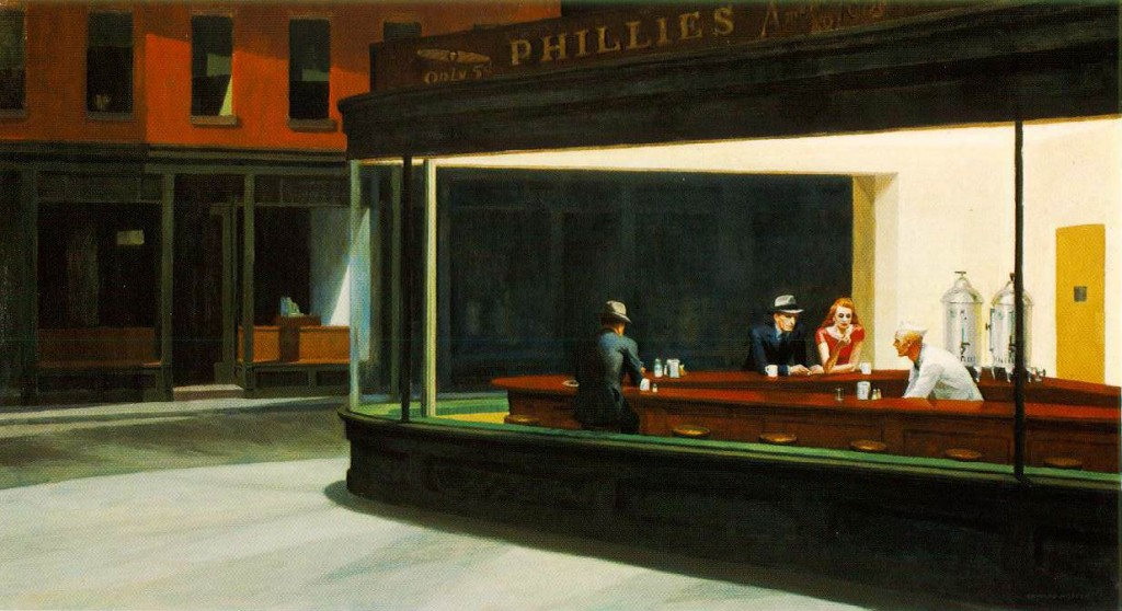 Nighthawk-Edward-Hopper