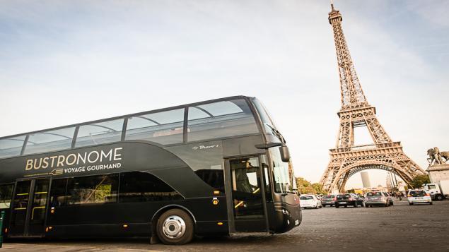 Bustronome : l'expérience gastronomique qui vous fait voyager dans Paris