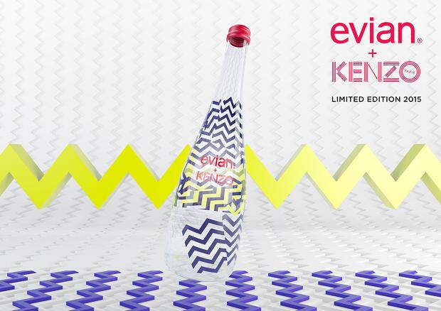 Le marketing de la bouteille Evian de Noël expliqué par un Blogueur Eau