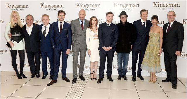 Kingsman casting Services Secrets
