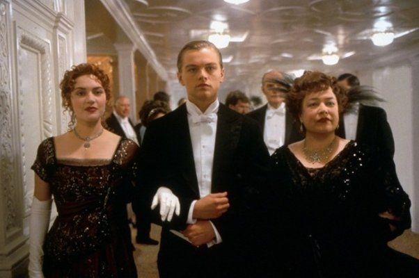 Jack Dawson gentleman Titanic