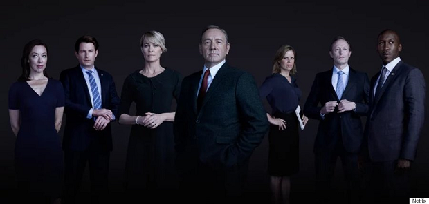 Casting House of Cards season 3