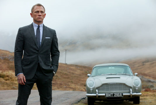 Skyfall Daniel Craig James Bond 007