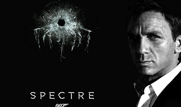 James Bond Spectre 007