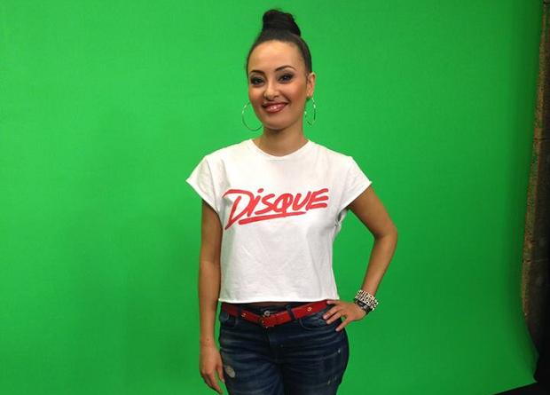 Hédia Charni loves Disque !