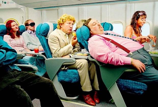 Vivre-ensemble-passagers-avion
