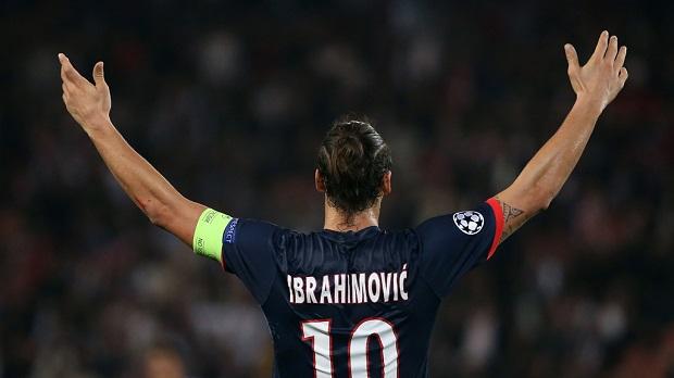 Avoir la Motivation comme Zlatan