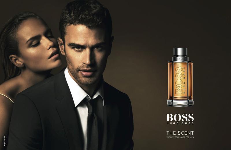 THE SCENT : Le Nouveau Parfum Boss Pour Homme