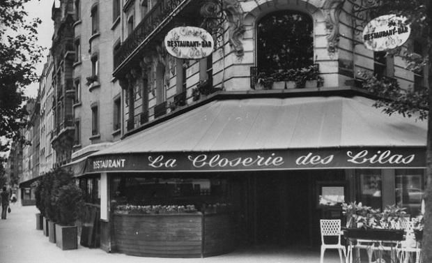 La-Closerie-des-Lilas-Paris