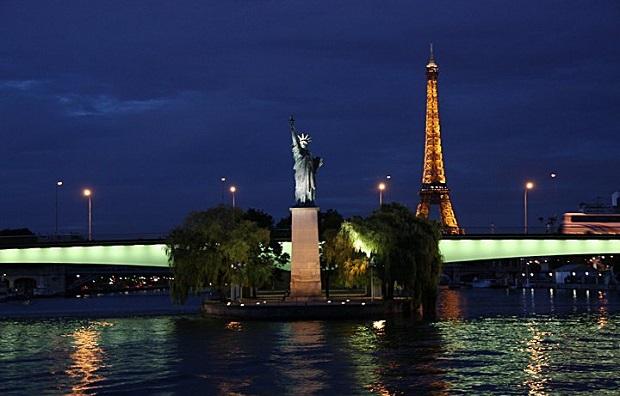 Seine-paris-rivière