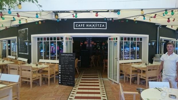Café Haitza dune du Pyla