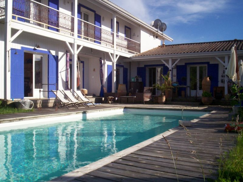 La maison de la plage Andernos