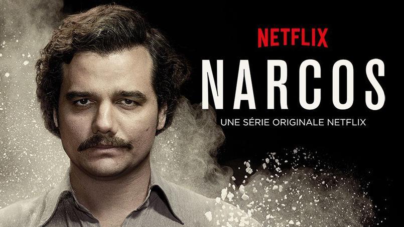 Narcos sur Netflix : 5 Raisons De Devenir Accro à Pablo !