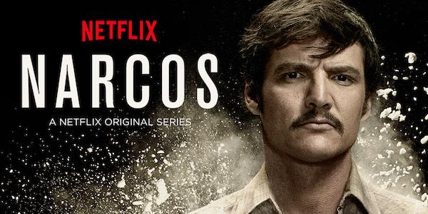 Pedro Pascal-Narcos