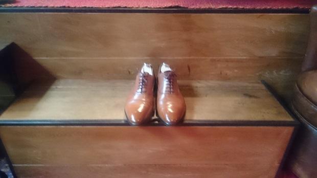 Chaussures glaçage Paris