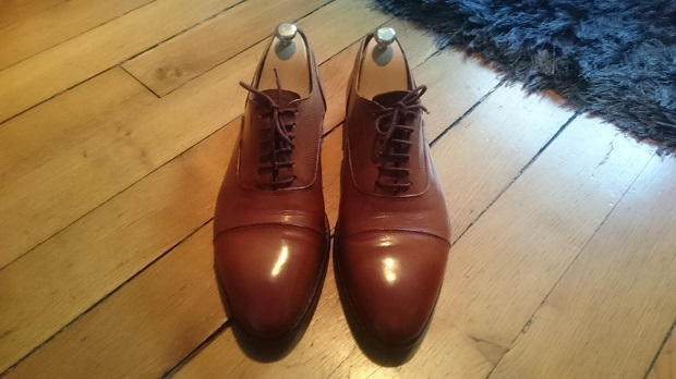 Chaussures brillantes Paris