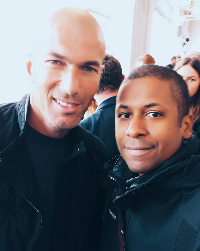 Zidane for Mango