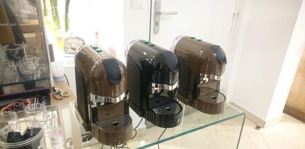 Café Habitat Latte art