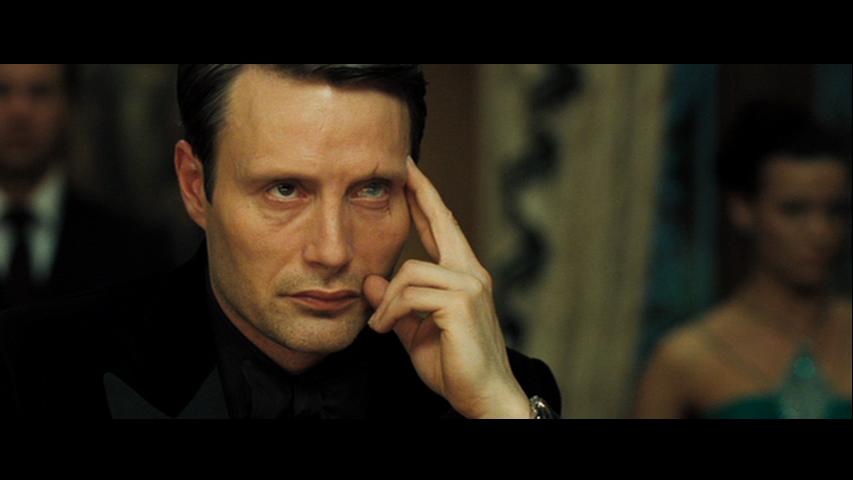 Le chiffre James Bond