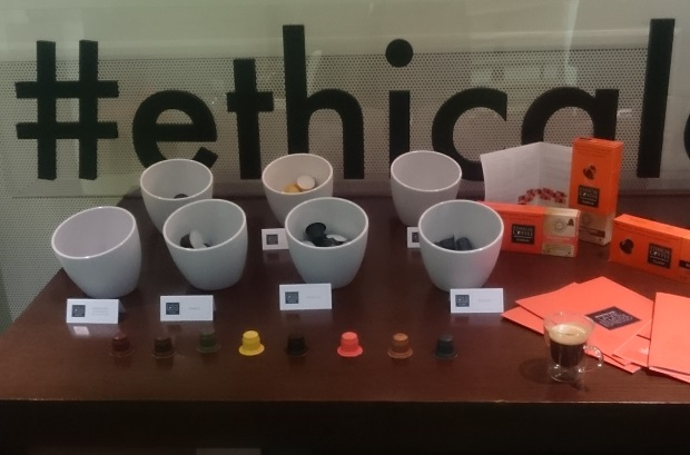 Ethical Coffee Capsules