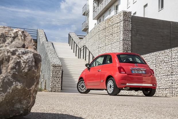 Fiat 500 - 500C