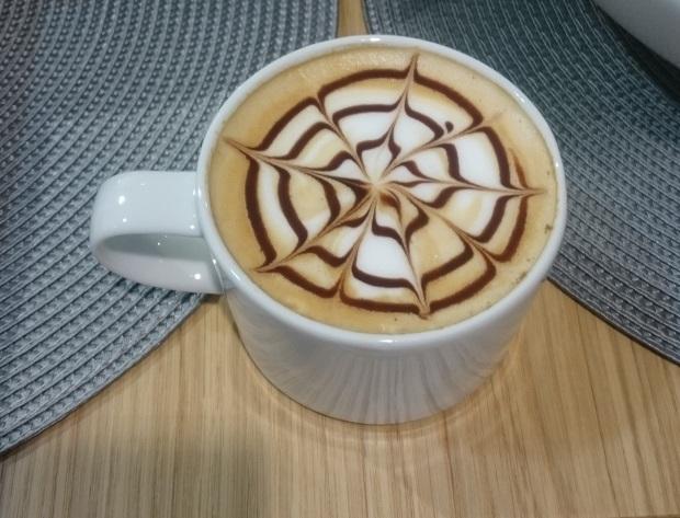 Latte art 1