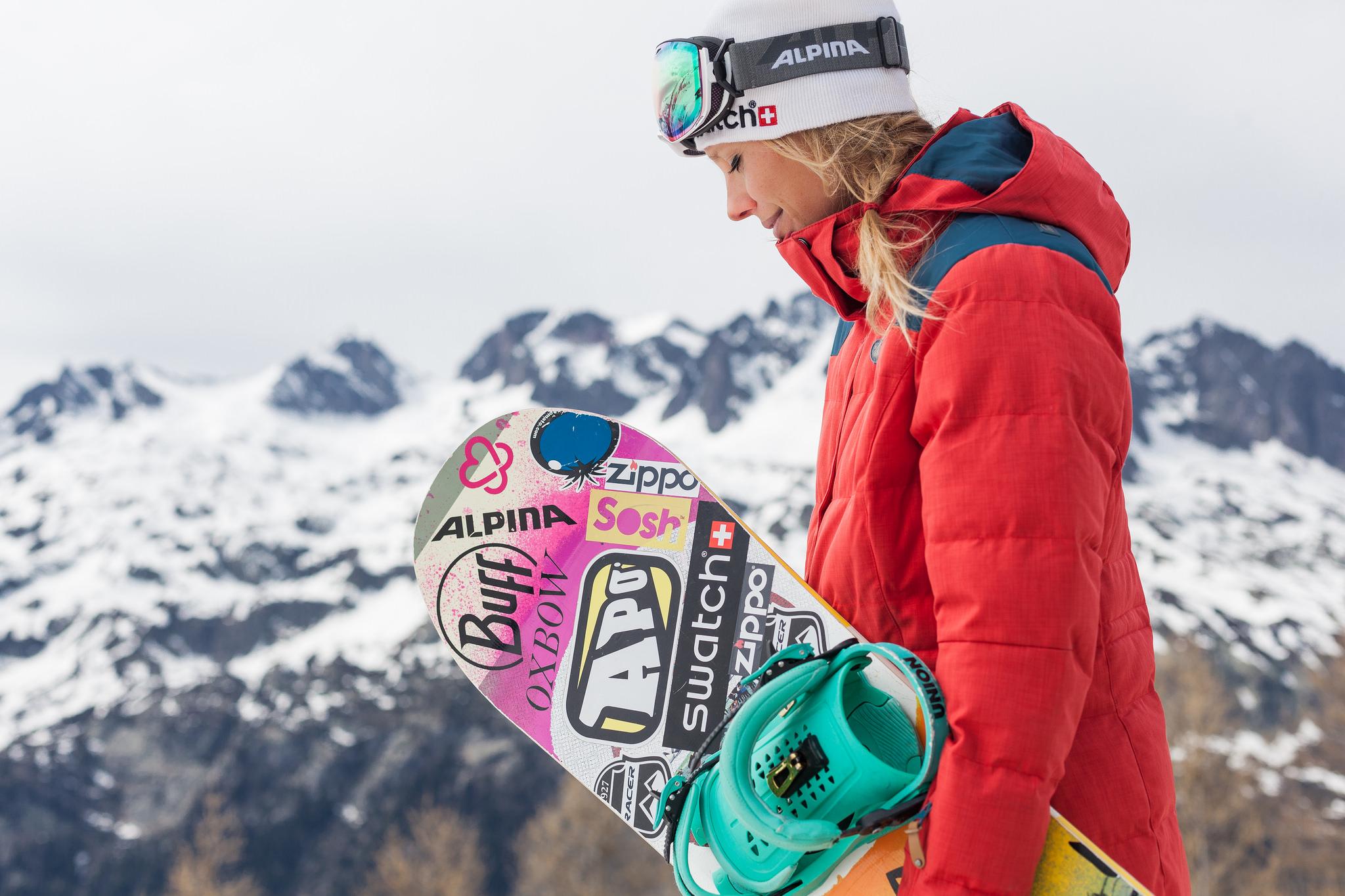 Anne-Flore Marxer, Championne du Monde de Snowboard 2011 [Interview]