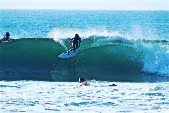 Anne-Flore MArxer Surf