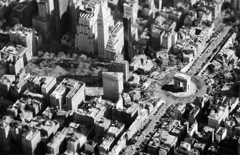 L'Arc de Triomphe au coeur de NYC