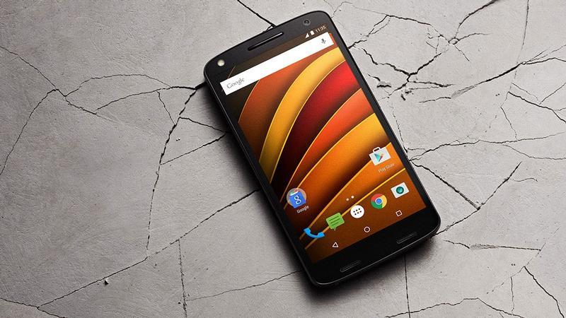 Moto X Force téléphone incassable