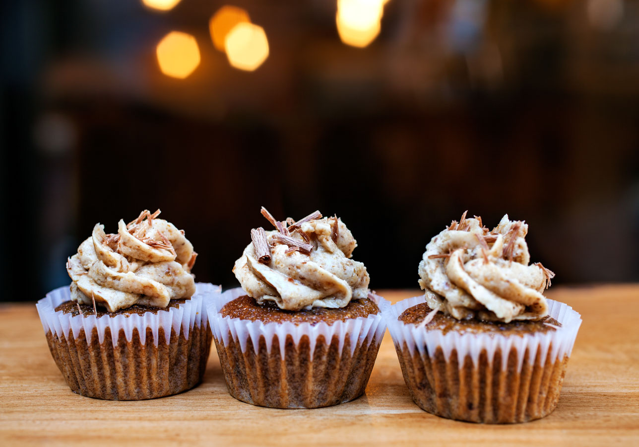 Cupcakes For Adults Only : Welcome To Prohibition Bakery !