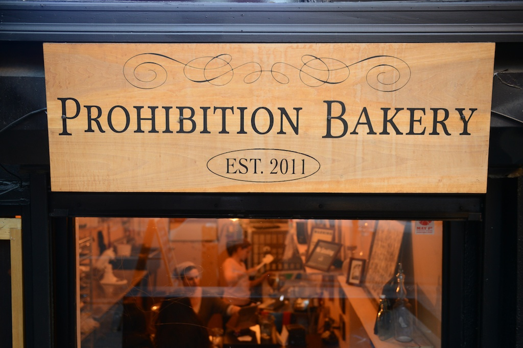 Prohibition Bakery Cupcakes