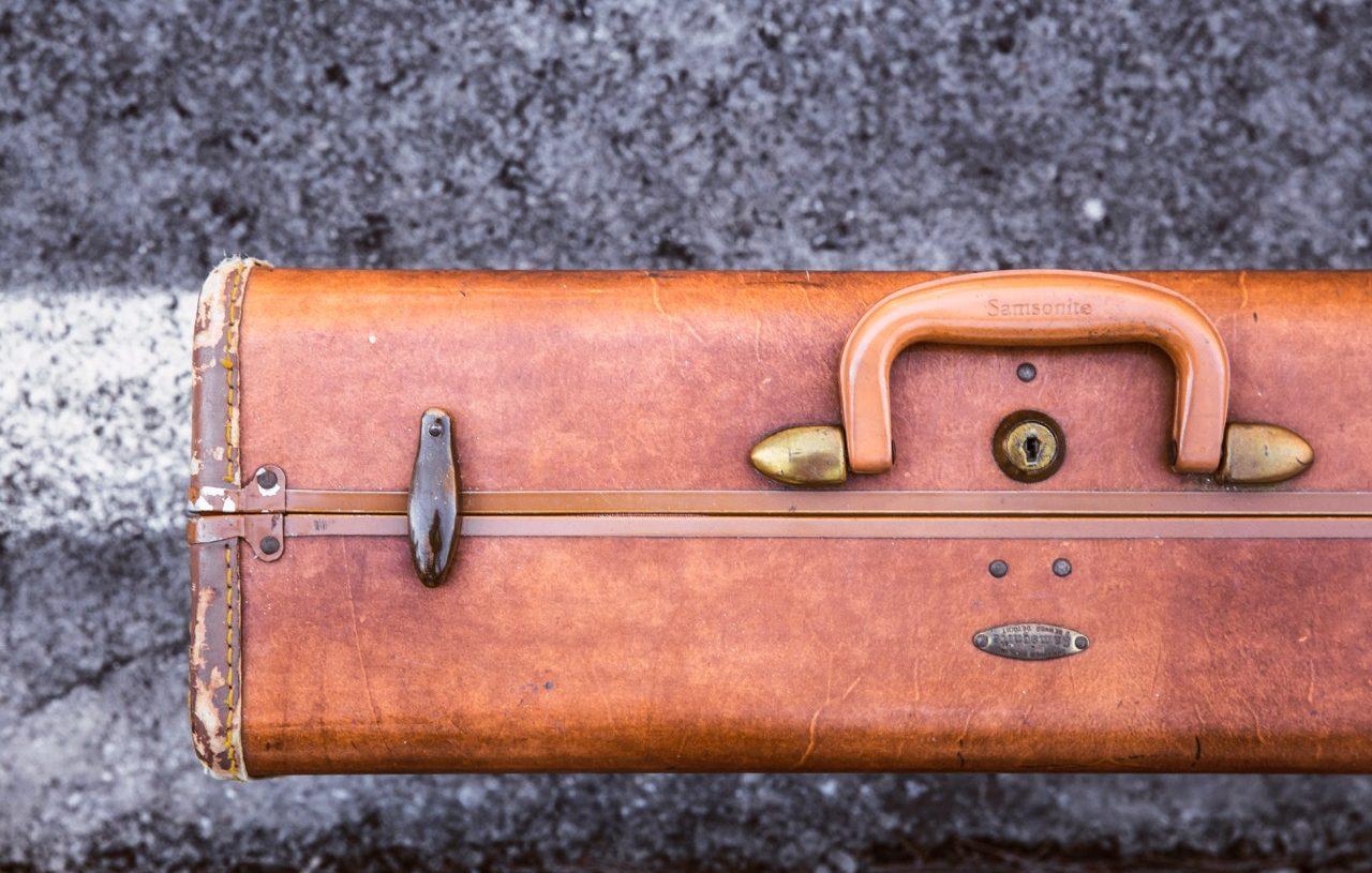 test de la valise