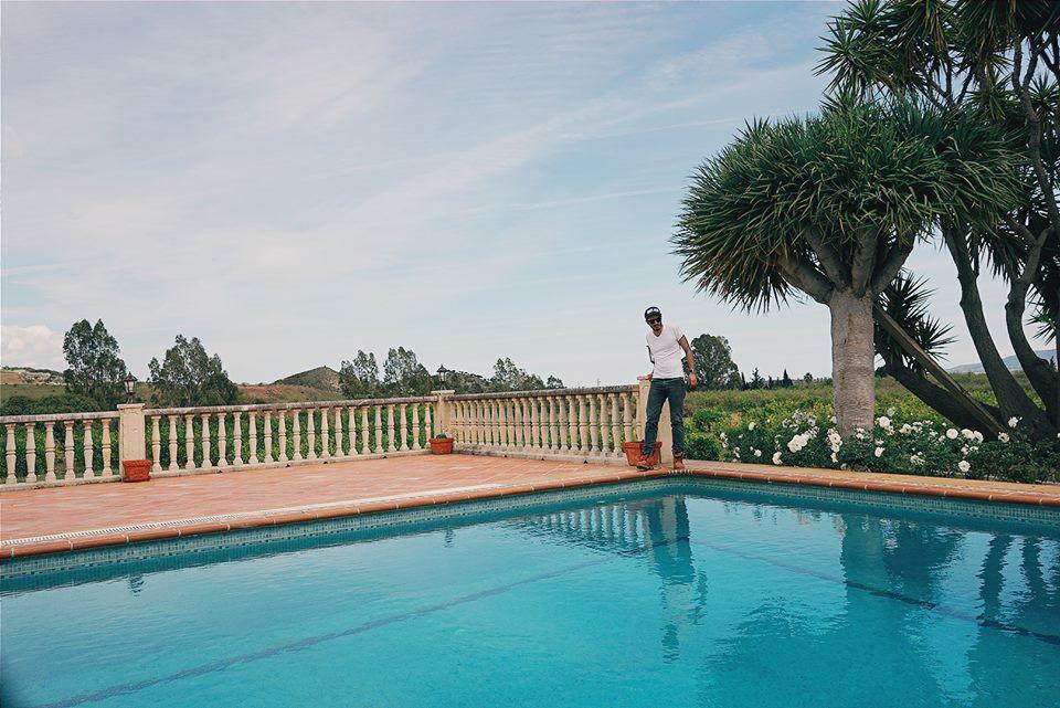 La piscine Hacienda la Esperanza