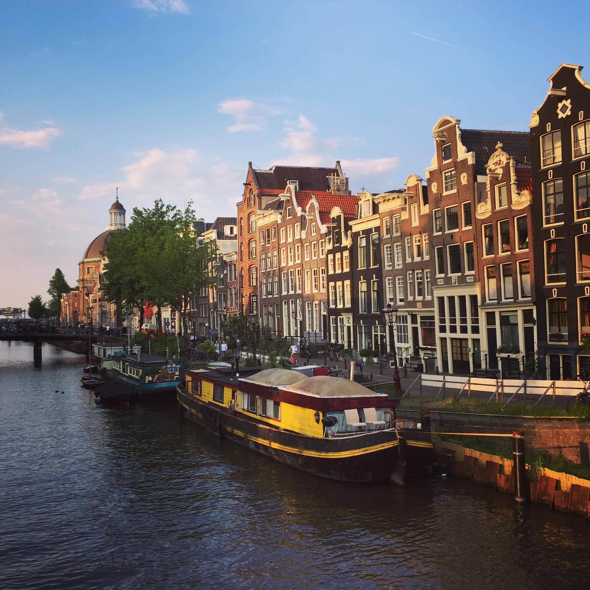 Week-end à Amsterdam à L'Hôtel Pulitzer