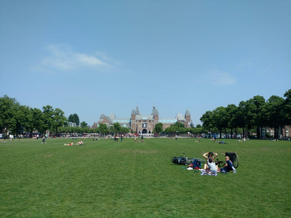 Rijksmuseum Amsterdam week-end