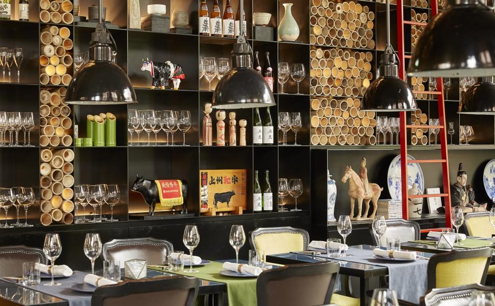 Week-end Amsterdam restaurant taiko