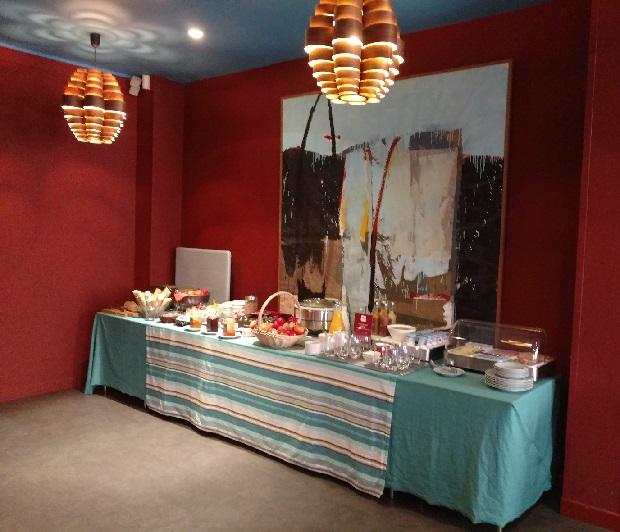 Buffet Maison Bord'Eaux
