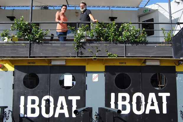 Week-end amoureux bordeaux danser iboat