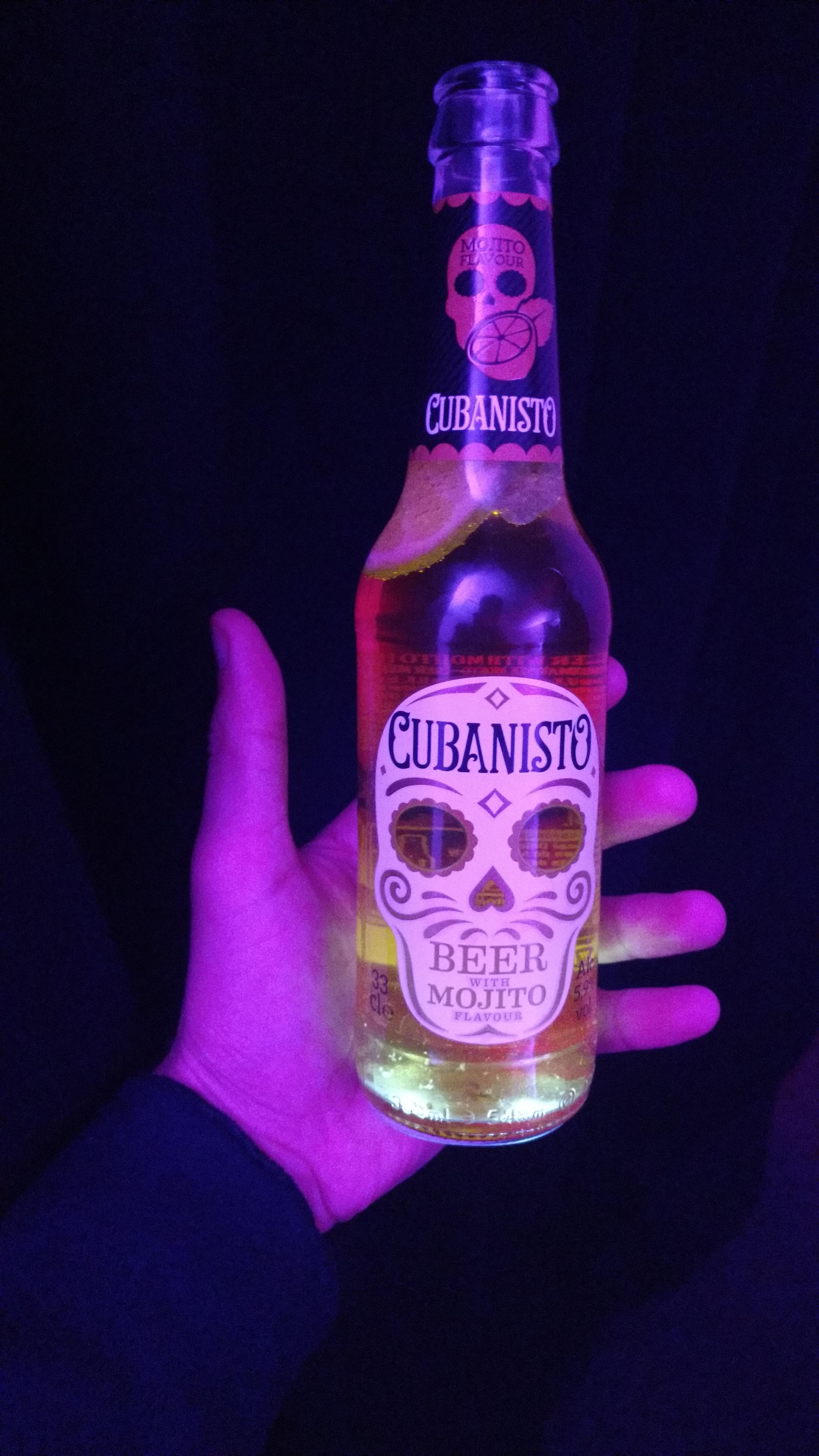 Cubanisto Mojito bière